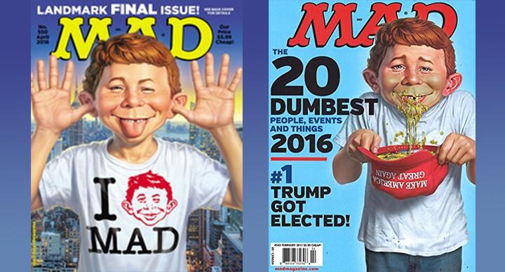 Mad Magazine - Seniors Today
