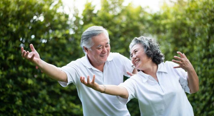 Seniors Today - 10 Steps to Slow Down The Process of Ageing