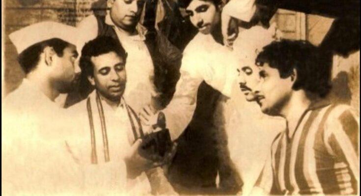 Saat Hindustani - The revolutionary seven