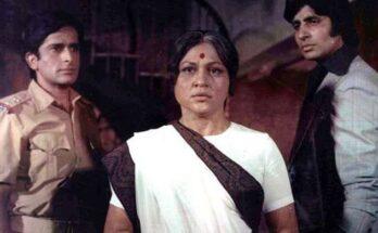 Nirupa Roy - Seniors Today