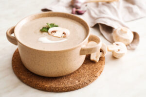 Rich Mushroom Soup - Seniors Today