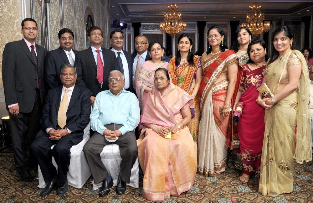 Vijay Taparia Family - Seniors Today