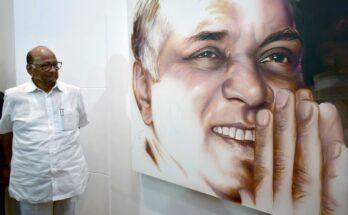 Sharad Pawar - Seniors Today E-magazine