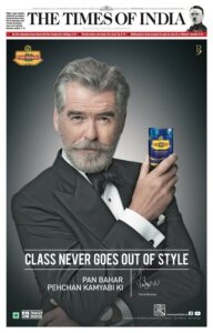 Pierce Brosnan - Seniors Today