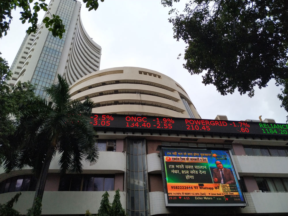 Bombay Stock Exchange - Seniors Today