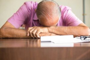 Avoid frequent naps during the day