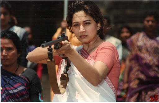 Madhuri Dixit in Mrityudand