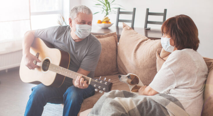 Keep your relationship healthy through the Covid-19 pandemic