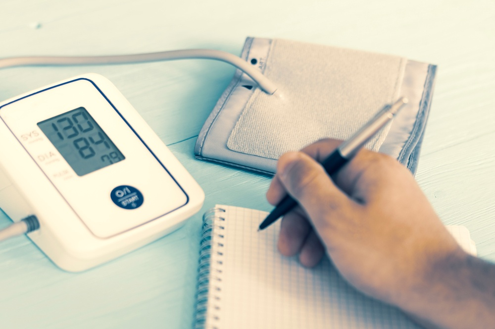 How to manage your blood pressure in isolation?