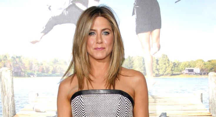 Jennifer Aniston - Seniors Today