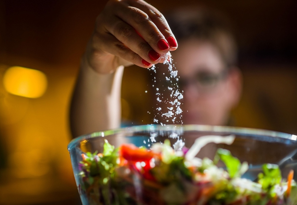 One Less Spoon of Salt can help improve your Heart