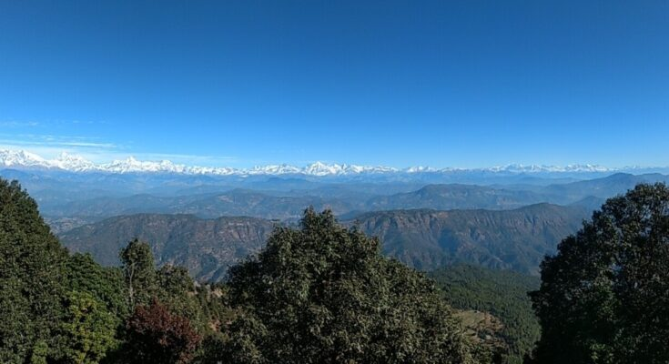 Kumaon: God's Own Country of North India