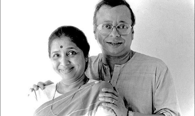 RD Burman Asha Bhosle songs