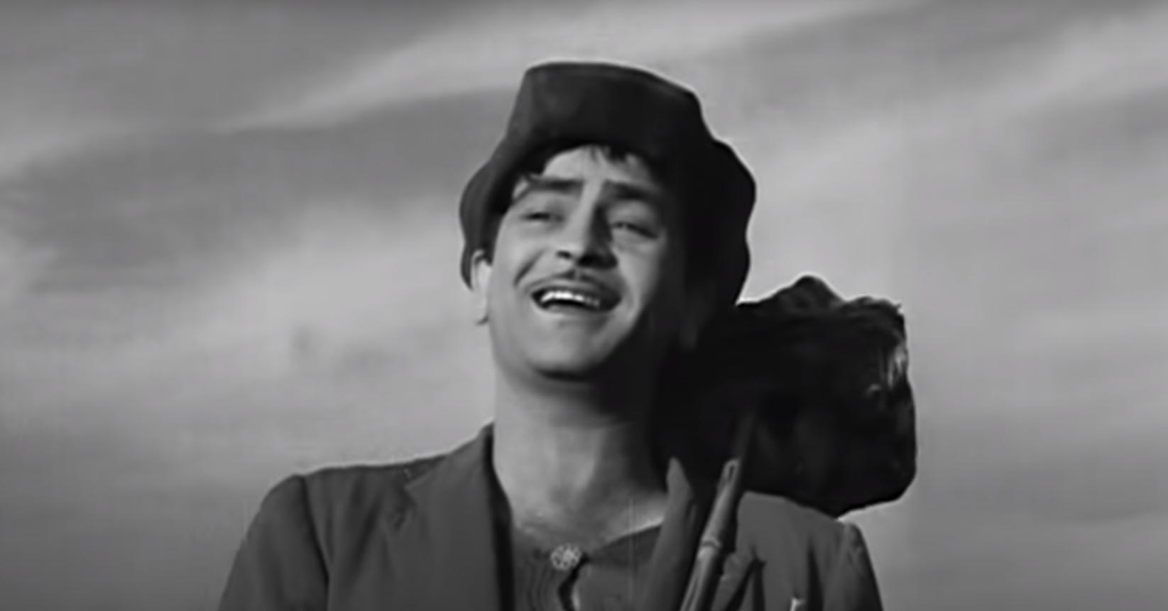 Raj Kapoor Awaara