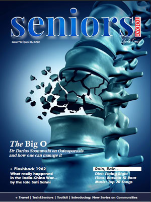 June 2020 Seniors Today Cover