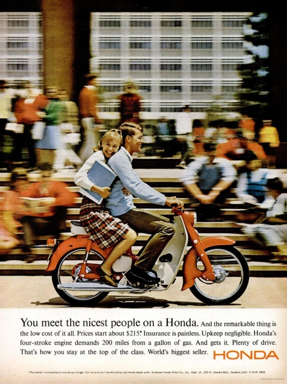 Honda - Seniors Today