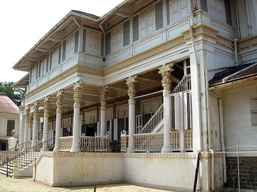 The Atash Behram in Udwada