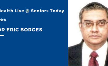 Takeaways from Health Live - Seniors Today with Dr Eric Borges