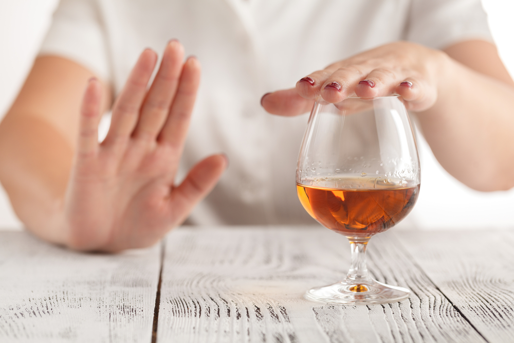 Tempted to drink your worries away - Seniors Today