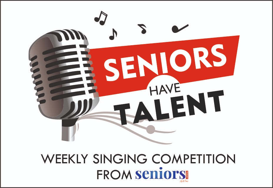 biggest singing talent showcase for the Seniors Citizens