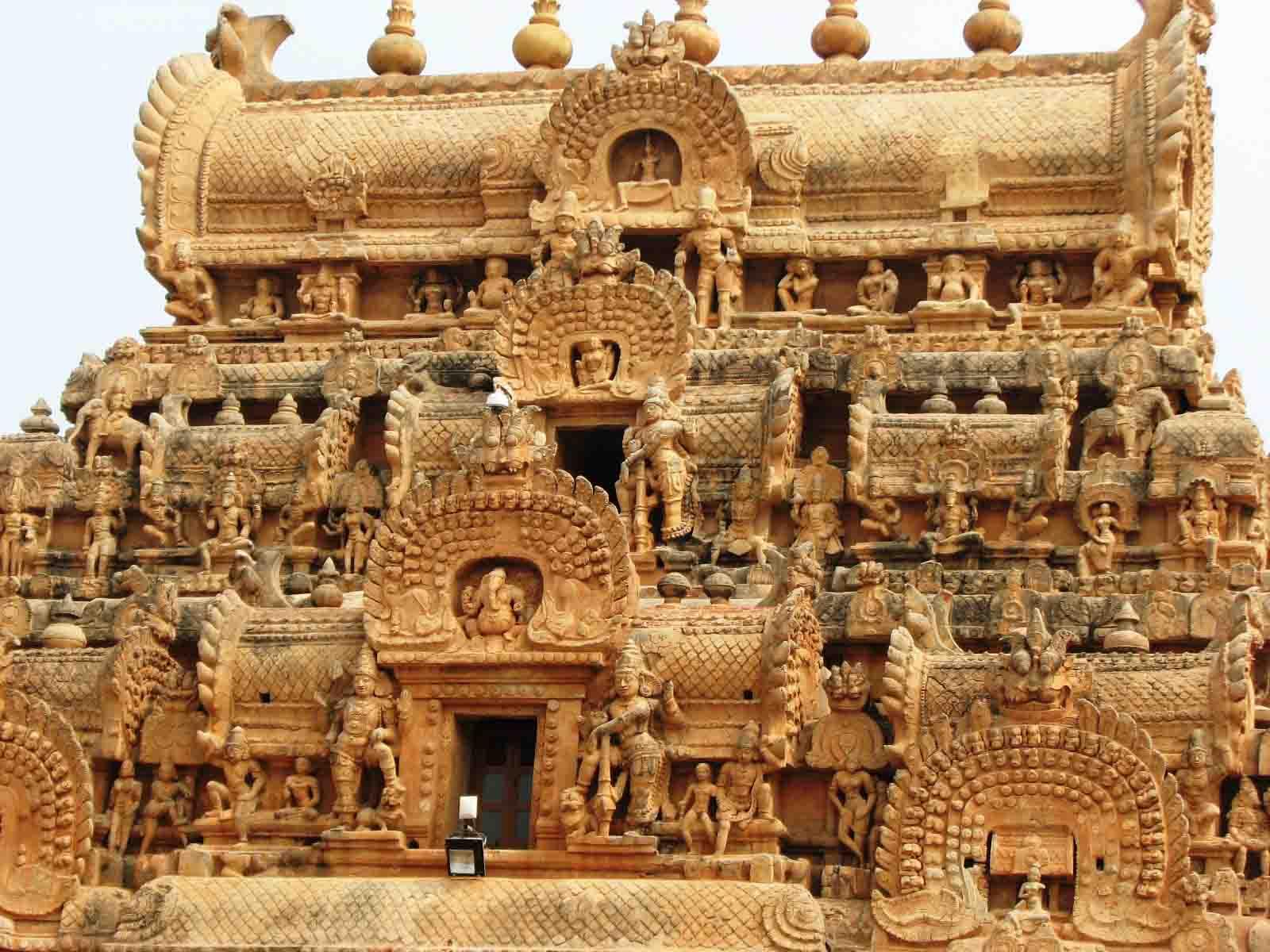 Incredible Brideshwara, Tanjore