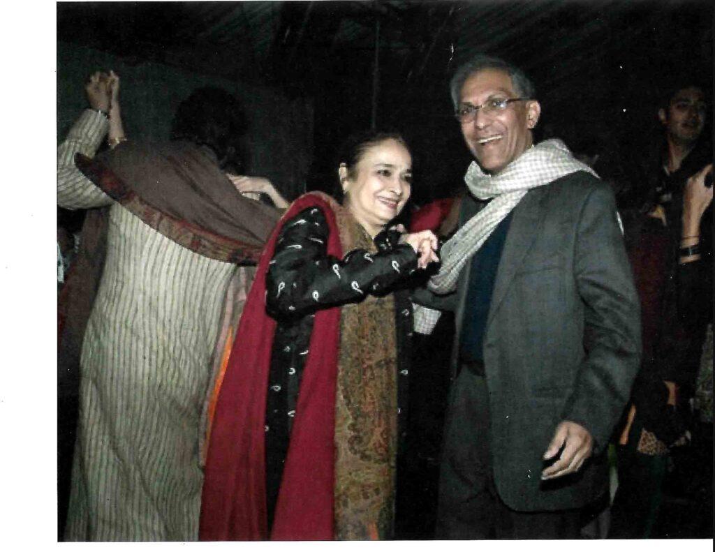 Kusum and Salman now_SeniorsToday