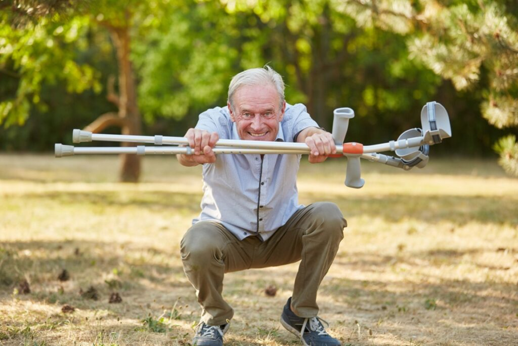 Squats - Seniors Today