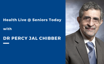 Webinar with Dr Percy Jal Chibber on kidney and prostrate care - Seniors Today