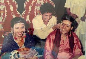 Amol and Swati Sardesai