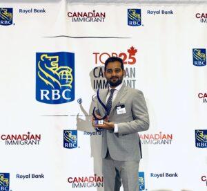 RBC Award Winner