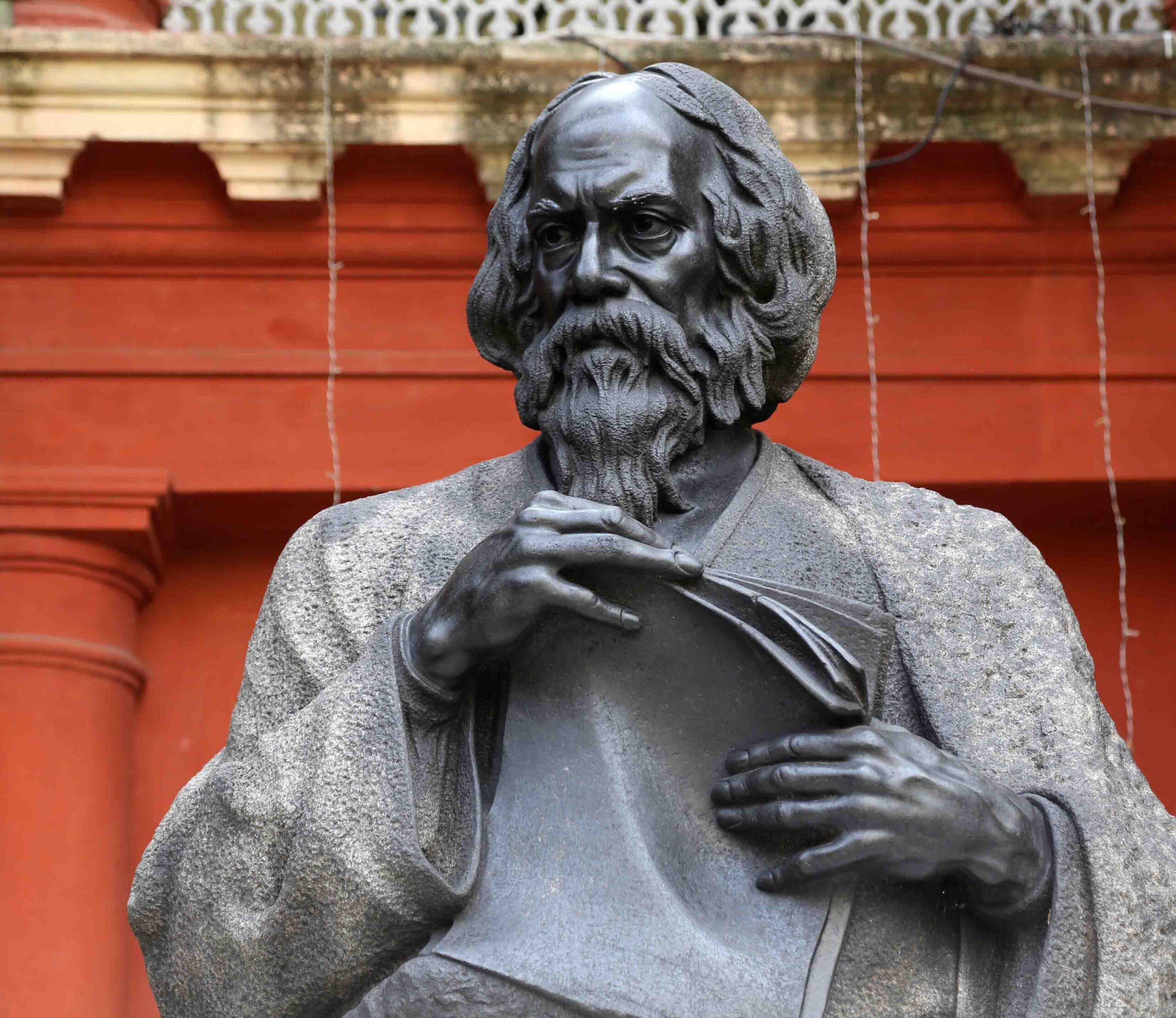 Rabindranath Tagore is the ultimate secret weapon of the Bengali