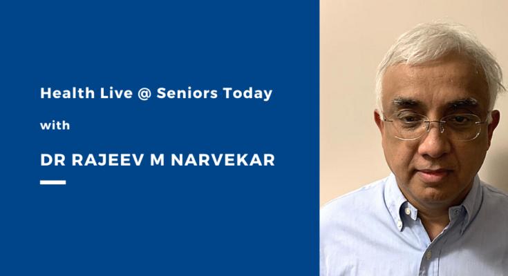 Dr Rajeev M Narvekar on Implants & Dental Care for Seniors