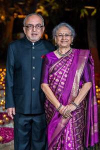 Mrugesh and Paru Jaykrishna now