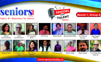 Seniors Have Talent Season 2 Round 1 Group A