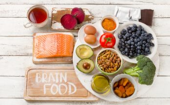 15 Top Foods to Boost Your Focus and Memory