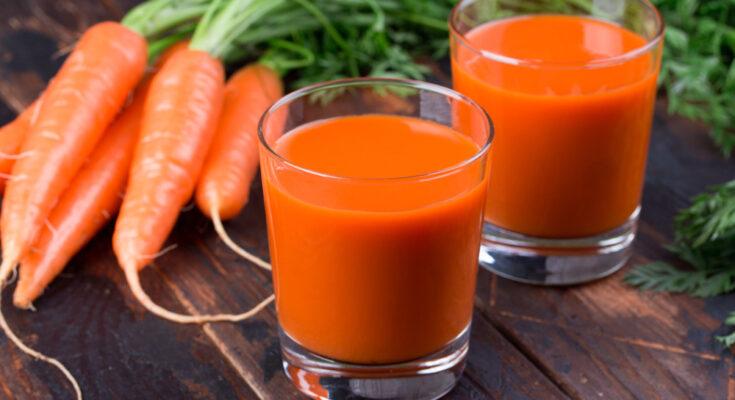 Carrot juice_Seniors Today