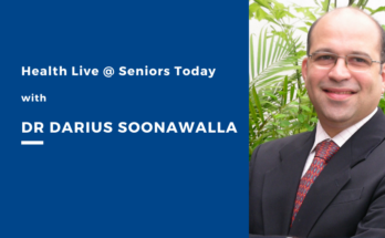 Dr Darius Soonawalla on Knee Replacements - Seniors Today Webinar
