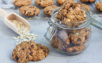 Healthy Oatmeal Cookies - Seniors Today