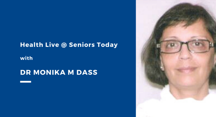 Takeaways from Counselling Forum with Dr Monika Dass - Seniors Today