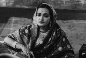 The legendary Begum Akhtar sang for composer Anil Biswas as early as in 1942