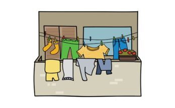 Why You Shouldn't Dry Laundry Indoors - Seniors Today