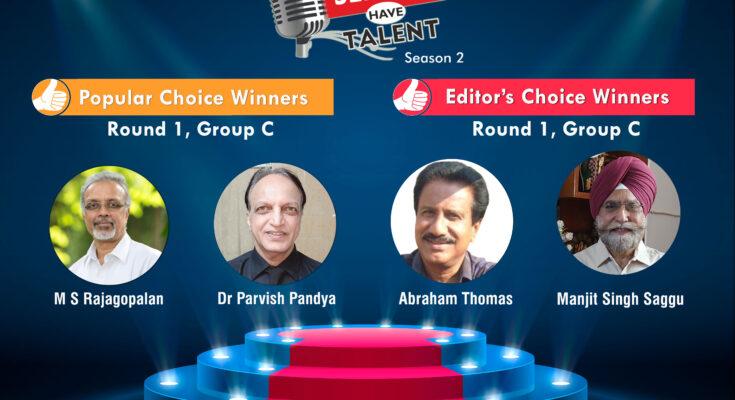 Winner Group C