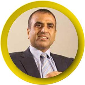 21. Sunil Mittal