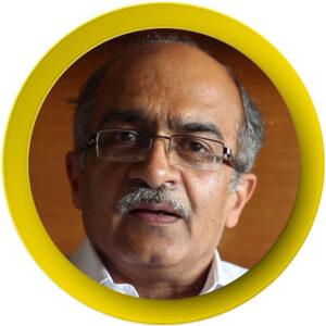 34. Prashant Bhushan