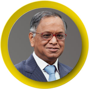 7. NR Narayana Murthy