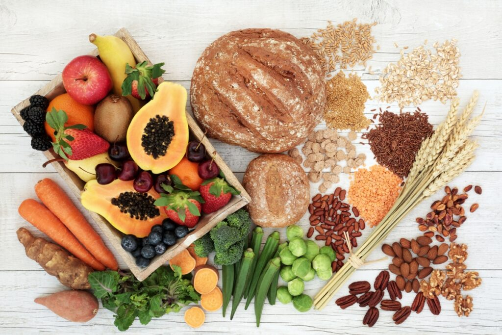 Including fruit, vegetables, unrefined cereals and olive oil in your diet could reduce the risk of dementia by about a third