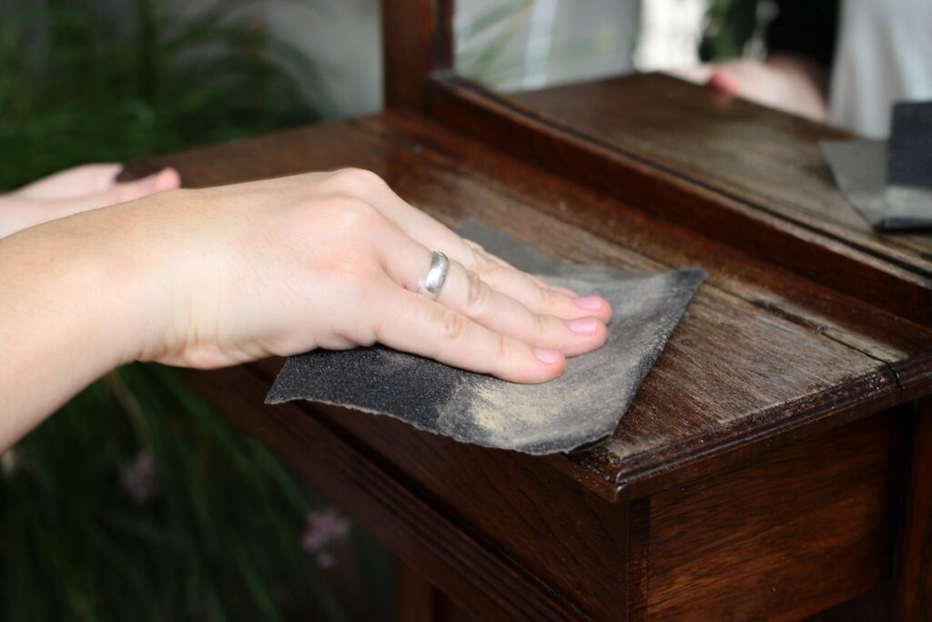 Learn to refinish wood and restore old pieces of furniture - Seniors Today