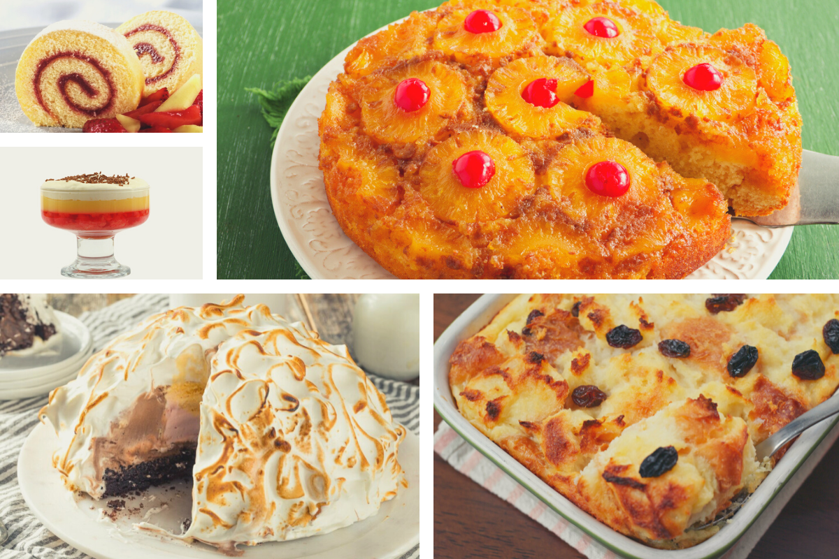 Remember the Classic Desserts of Our Day - Senios today