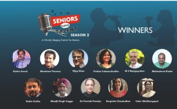 Seniors Have Talent Season 2 Winners