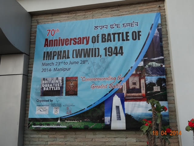 The 70th Anniversary of the Battle of Imphal